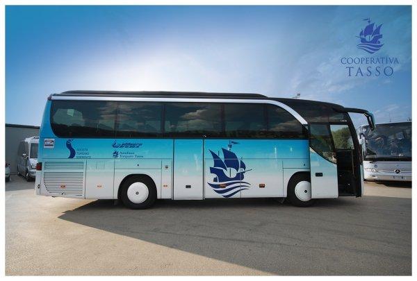 Autobus Autolinee Torquato Tasso